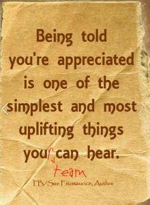 Team Appreciation Photo