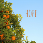 Hope that impossible things might just bepossible